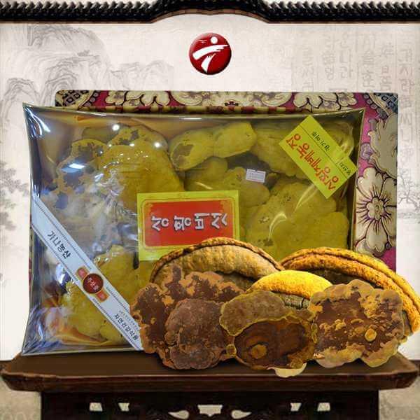 Dược liệu nấm linh chi và nấm thượng hoàng Hàn Quốc là gì ? -  nấm linh chi - linh chi thuong hoang han quoc