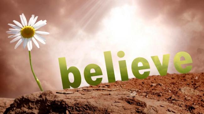 Cuộc sống không giới hạn khi các bạn có niềm tin -   - ni   m tin c   t   t c