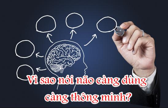 """Có người nói: """"Não nếu được dùng nhiều, các tế bào não sẽ bị chết"""", """"não dùng nhiều sẽ trở nên chậm chạp"""". Cách nói này không có cơ sở khoa học"""