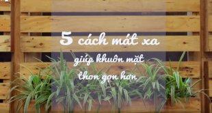 5 cách massage giúp gương mặt bạn thon gọn hơn -   - 5 c  ch massage gi  p g    ng m   t b   n thon g   n h  n bichkhoa 310x165