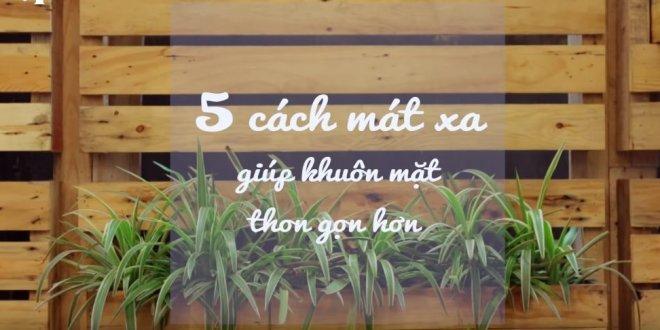 5 cách massage giúp gương mặt bạn thon gọn hơn -   - 5 c  ch massage gi  p g    ng m   t b   n thon g   n h  n bichkhoa 660x330
