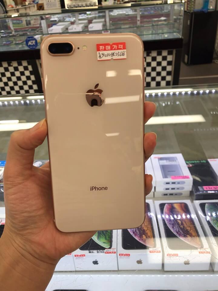 Giá điện thoại cũ tại Korea tháng 10/2019 -  điện thoại cũ - iphone gwangju