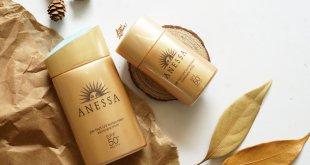 Kem chống nắng Nhật Bản Anessa Perfect Sunscreen