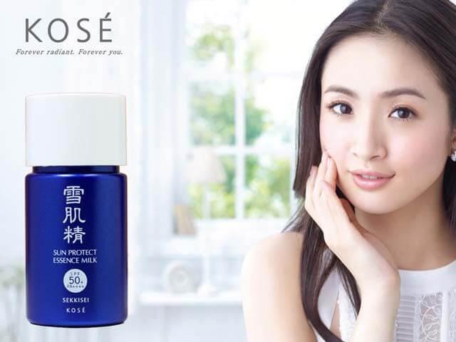 Mua sản phẩm Kose Sekkisei an toàn và uy tín