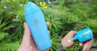 Kem chống nắng Nhật Bản Senka UV Gel