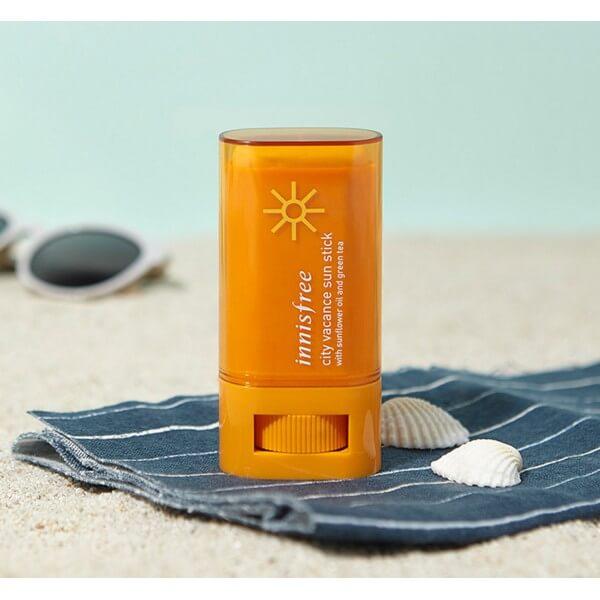 Kem chống nắng Innisfree City Vacance Sun Stick
