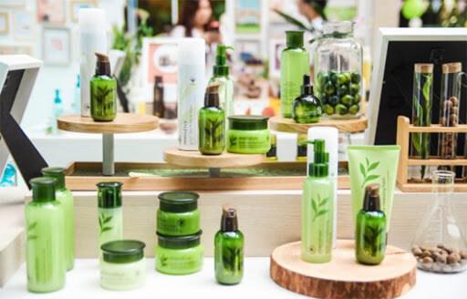 Dòng mỹ phẩm tự nhiên đến từ thương hiệu Innisfree