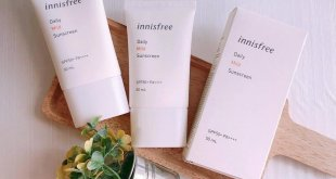 Kem chống nắng Innisfree Daily Soft Sunscreen Stick SPF50+++ Pa++++