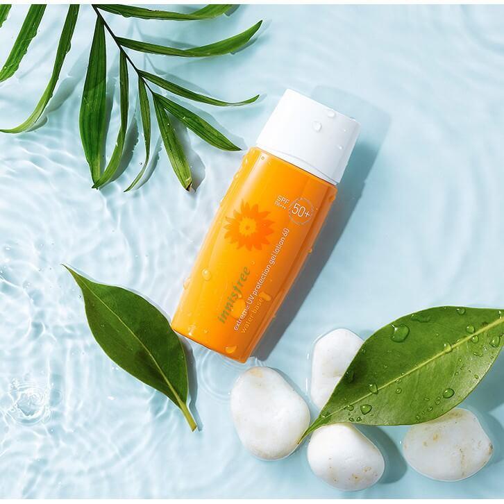 Công dụng làm đẹp hiệu quả từ kem chống nắng Innisfree