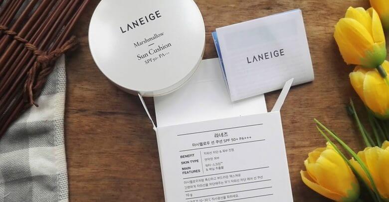 Bảo vệ da hiệu quả với kem chống nắng Laneige