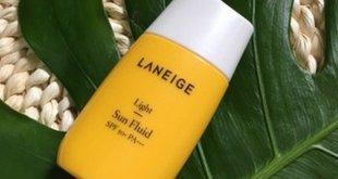 Kem chống nắng Laneige Light Sun Fluid SPF 50 PA+++
