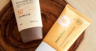 kem chống nắng Hàn Quốc cho da dầu mụn